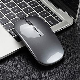Chuột Không Dây M90G - Bluetooth 5.0 + Wireless 2.4G  - Pin sạc  - Chống ồn