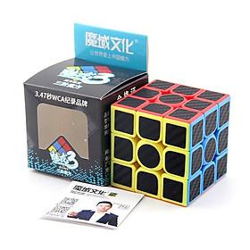 Bộ Sưu Tập Rubik Carbon MoYu MeiLong 2x2 3x3 4x4 5x5 Pyraminx Cube
