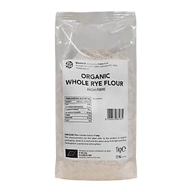 Bột lúa mạch đen nguyên cám hữu cơ 1kg ProBios