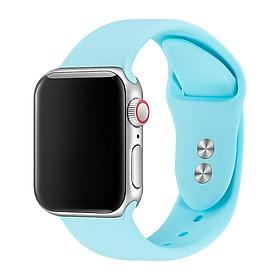Dây đeo Silicon màu dành cho Apple WATCH 44mm