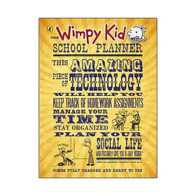 The Wimpy Kid School Planner
