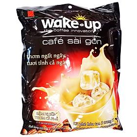 Cà Phê Sữa Wake Up Café Sài Gòn 456g (24 gói x 19g)