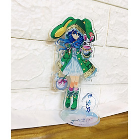 Standee tượng mica trong Date A Live