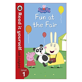 Peppa Pig: Fun at the Fair - Read it yourself with Ladybird: Level 1 - Read It Yourself (Paperback)