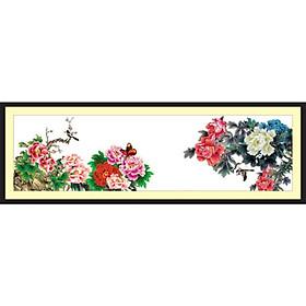 Tranh Treo Hoa Mẫu Đơn - MD013