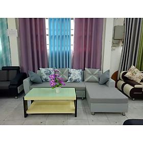 Sofa góc phòng khách đẹp, sang trọng DP-SFG105
