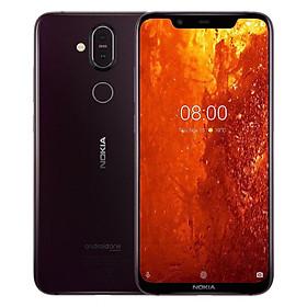 Điện Thoại Nokia 8.1 - Hàng Chính Hãng