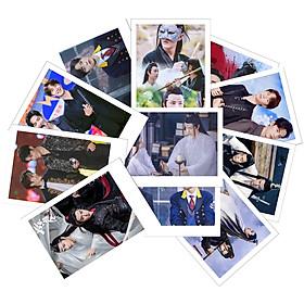 Card polaroid set 23 ảnh Bác Quân Nhất Tiêu - Vương Nhất Bác x Tiêu Chiến khác nhau