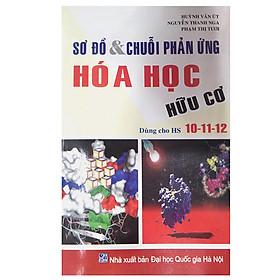 Sơ Đồ Và Chuỗi Phản Ứng Hóa Học Hữu Cơ Dùng Cho HS 10 - 11 - 12