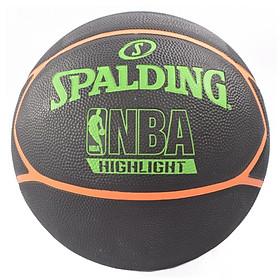 Bóng rổ Spalding NBA Highlight Series Outdoor