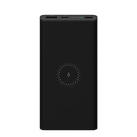 Pin sạc dự phòng không dây Xiaomi 10000mAh - Sạc dự phòng tích hợp sạc không dây 10000mAh Xiaomi lite