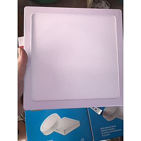 Bóng đèn LED ốp nổi vuông, tròn