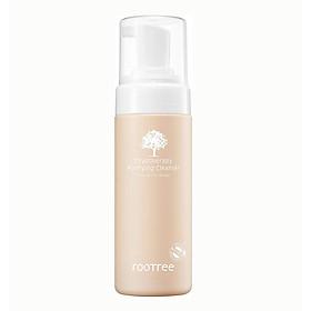 Sữa Rửa Mặt Tạo Bọt Rootree Cryptherapy Purifying Cleanser 150ml (Dưỡng ẩm, tạo độ căng bóng cho da)