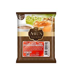 Bột Trà Sữa Thái Đỏ Mix Sẵn 3 in 1 - Thương hiệu Na Arun  -  400 gram/ túi