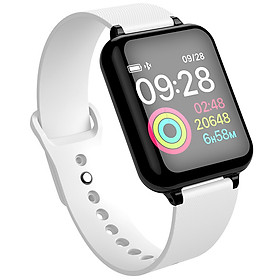 Đồng hồ vòng đeo tay thông mình chống nước IP67 cảm ứng theo dõi sức khỏe - Hàng nhập khẩu