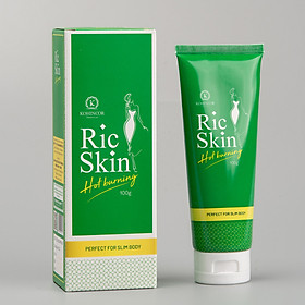 Kem tan mỡ Ric Skin Hot Burning - Kem tan mỡ Kohinoor