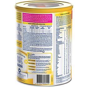 Sản phẩm dinh dưỡng công thức Nestlé NAN SUPREME 2 lon 800g (CÔNG THỨC BỔ SUNG 2HM-O)-2