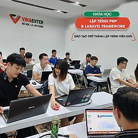 Khóa Học Lập Trình PHP & Laravel Framework