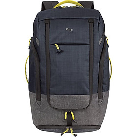 "Balo Solo Velocity Max Backpack 17.3"" - ACV732 M Black 0211662 (52.5 x 32.5 cm) - Đen"