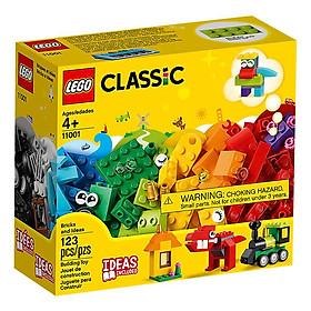 Đồ Chơi Lắp Ghép, Xếp Hình LEGO - Bộ Gạch Classic Ý Tưởng 11001