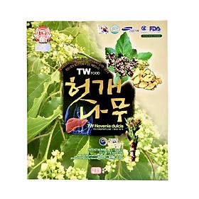 Nước Bổ Gan Mát Gan Taewoong Hovenia Dulcis Hàn Quốc (70ml x 30 Gói)