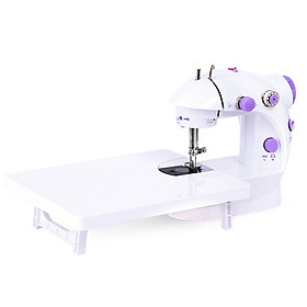 Factory direct sales with expansion table 202 with electric lamp sewing machine household multi-function sewing machine