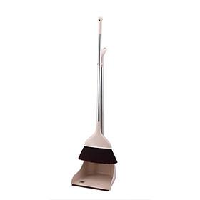 Bộ chổi quét nhà kèm hót rác đa năng 2 in 1 (màu ngẫu nhiên)