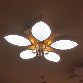 Đèn trần Led BOMY 3 chế độ ánh sáng trang trí nhà cửa