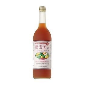 Thức uống dinh dưỡng đẹp da enzyme nước ép bưởi hồng CBON Enzyme Beauty Red Nhật Bản (720ml)
