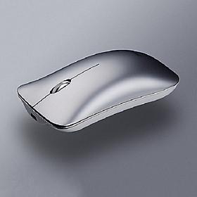 Chuột không dây Inphic PM9 có thể sạc lại dùng cho máy tính Macbook PC - Hàng chính hãng