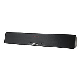 JDA-2001 Computer Speakers Bluetooth Audio Player PC Speakers Sound Bar 10W Powerful Stereo Home Soundbar Speaker for TV