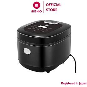 Nồi cơm tách đường điện tử Mishio MK194 5L – Màu đen - Hàng chính hãng