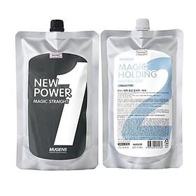 Ép thẳng chiết xuất từ thảo dược  mugens power magic straight 2 x 500ml