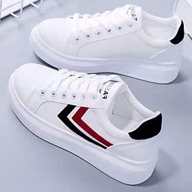 Giày Thể Thao Nhé QC Cao Cấp - Đơn Giản Trẻ Trung Năng Động - Full size 35-39