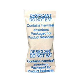 Túi hút ẩm Secco silica gel 1gr/gói - hàng chính hãng - Paper - chữ xanh 1 mặt