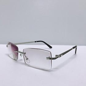 Kính viễn thị lão thị gọng khoan sẵn độ kv4ncp cao cấp mắt cực sáng và trong