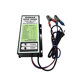 Máy Sạc ắc quy tự động KOMAX KM-1220 (12v-20Ah)