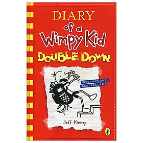 Diary of a Wimpy Kid 11: Double Down (Paperback)
