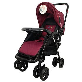 Xe đầy em bé BLY A118 màu ngẫu nhiên
