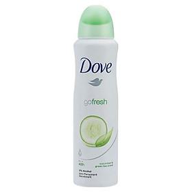 Dove Deodorant Go Fresh Cucumber 250ml