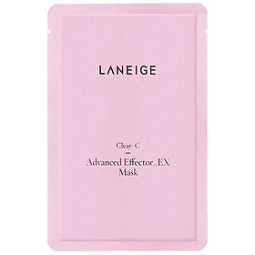 Bộ Kem dưỡng nâng tông da trắng hồng tự nhiên Laneige White Dew Tone Up Cream 50ml + tặng Bộ dưỡng trắng làm sáng da White Dew Trial Kit-4