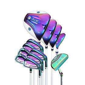 BỘ GẬY NỮ NSR II GOLF - PGM Lady Golf Club Set - LTG026