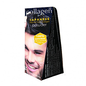 Thực phẩm Bổ sung Collagen Pro-Active OneLife (100% Bột Collagen Cá Nhật Bản) – Hộp 7 gói