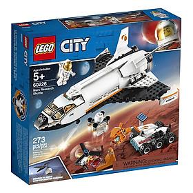 Tàu Con Thoi Thám Hiểm Sao Hỏa Lego City- 60226