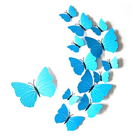 Home Decoration Home Ornament Decals Butterfly