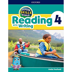 Oxford Skills World 4 Reading with Writing Student's Book / Workbook