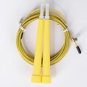 Dây nhảy thể dục nhựa PVC cao cấp có thể tuỳ chỉnh độ dài dây, tối đa 3m-3