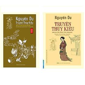 Combo Nguyễn Du - Truyện Thúy Kiều (Bản Đăc Biệt) (Bìa Cứng)+Truyện Thúy Kiều