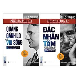 Combo Đắc Nhân Tâm + Quẳng Gánh Lo Đi Và Vui Sống (Tặng kèm kho Audio Books)