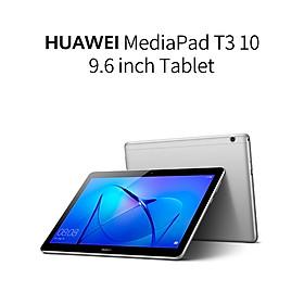 Máy tính bảng HUAWEI MediaPad T3 10 9,6 inch Qualcomm Snapdragon 425 CPU 4 lõi 3GB + 32GB Bộ nhớ EMUI 8.0 Hệ thống hỗ trợ LTE